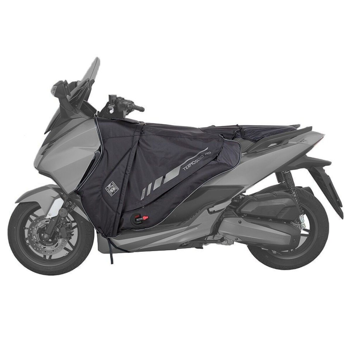Tucano Urbano Yamaha T-Max 530 Diz Örtüsü Termoscud® Pro (R189Pro)