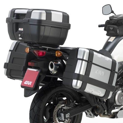 Suzuki DL 650 V-Strom (11>16) Yan Çanta Taşıyıcısı (Givi PLR3101)Suzuki