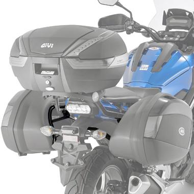 Honda NC750X (16>18) / NC750S (16>18) Yan Çanta Taşıyıcısı (Givi PLX1146)