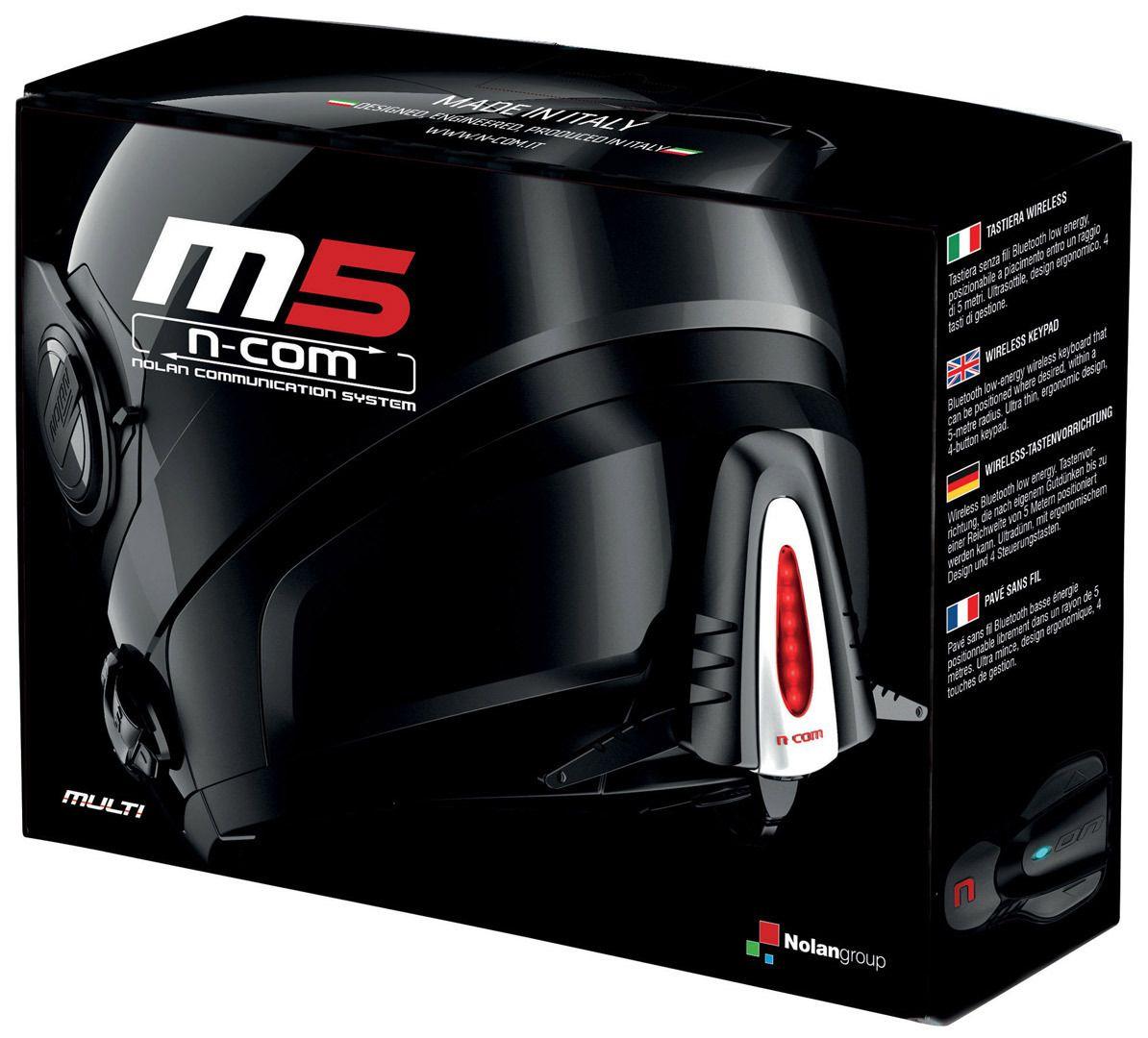 Nolan M5 Universal Bluetooth Kulaklık