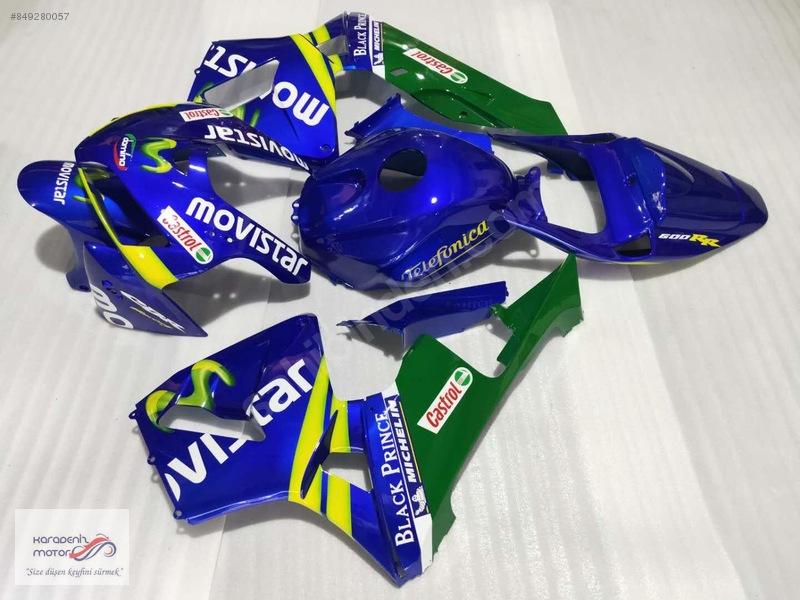 2005-2006 HONDA CBR 600 RR GRENAJ SETİ