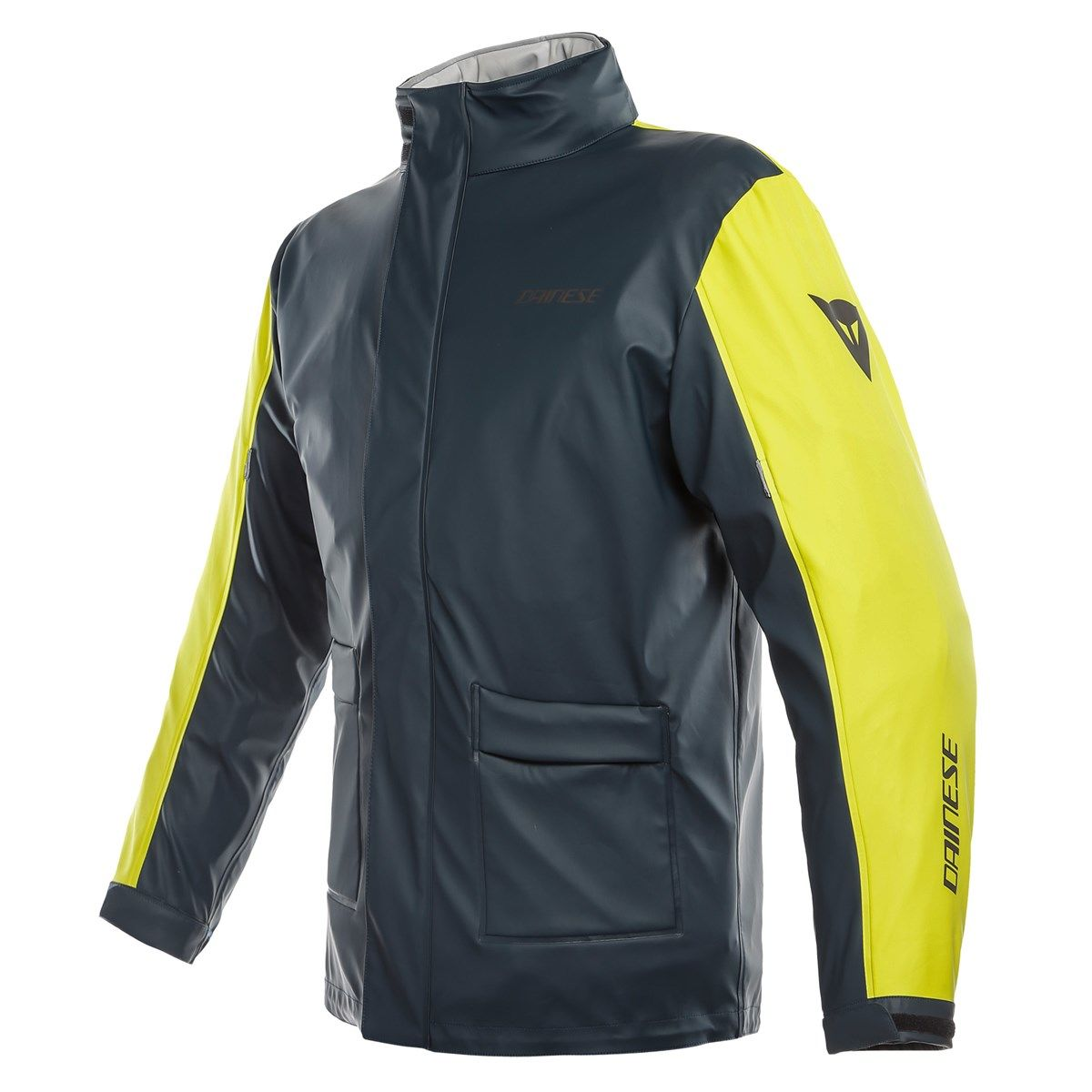 Dainese Storm Jacket Antrax Fluo Yellow Üst Yağmurluk