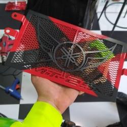 Yamaha mt25 mt-25 radyatör koruma