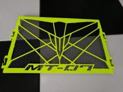 Yamaha Mt 07 Radyatör Radyatör Koruma Neon