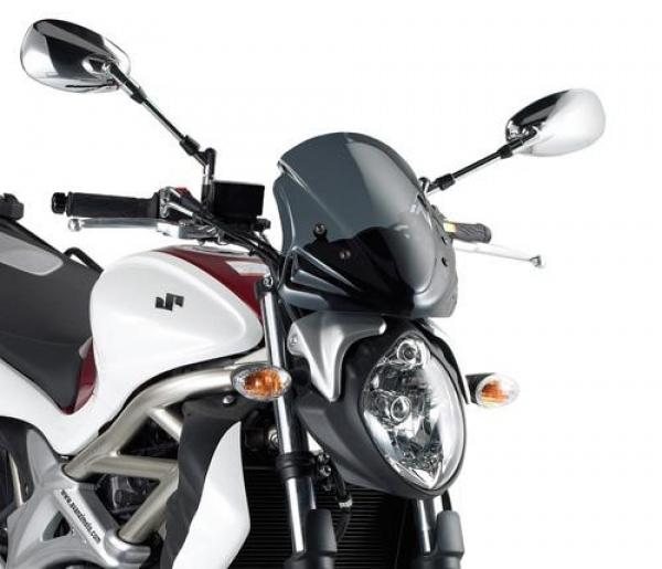 Suzuki Gladius 650 (09 > 16) Ön Cam Siperlik  Kappa KA172