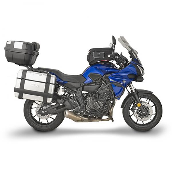 Yamaha MT-07 Tracer (16>18) Yan Çanta Taşıyıcısı (Kappa KLR2130)Yamaha