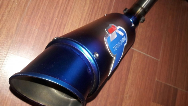 Yamaha Yzf R25-Mt25 Termignonı Fuul System Egzoz Seti
