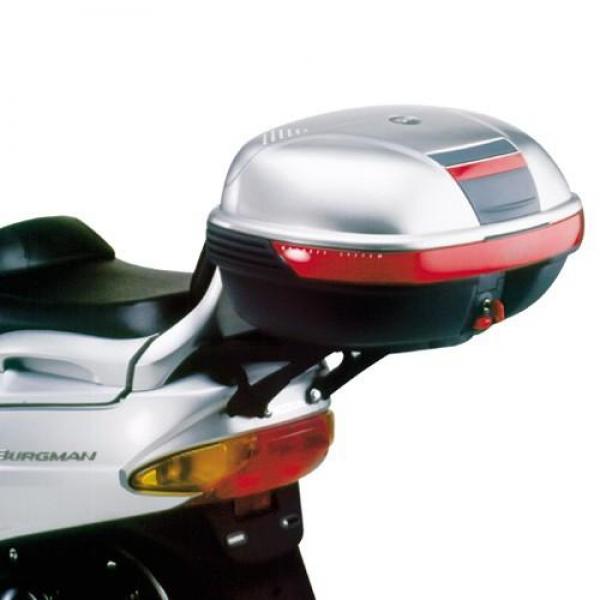 Suzuki Burgman 250-400 (98-02) Arka Çanta Taşıyıcısı (Givi SR111)