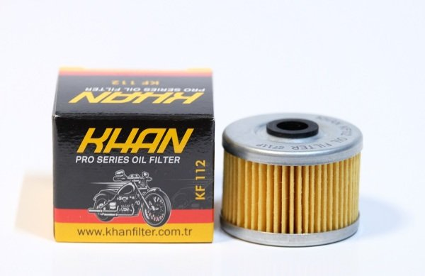 KF112 KHAN yağ filtresi 2011-2013 Honda CBR 250 R yağ filtresi