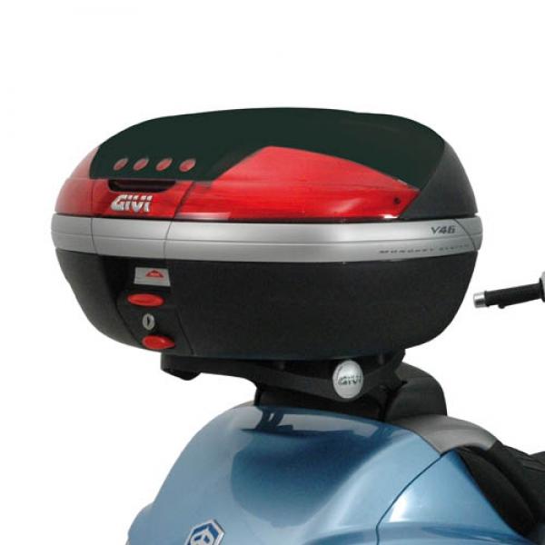 Piaggio Mp3 125-250-300-400 (06 > 14) Arka Çanta Taşıyıcısı (Givi SR108)