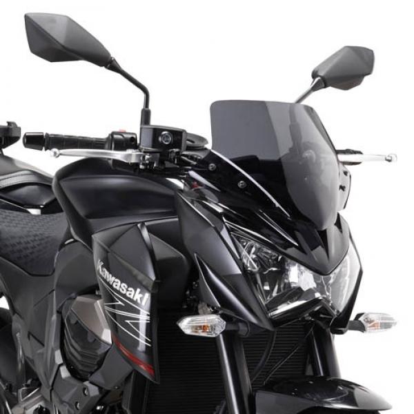 Kawasaki Z 800 (13 > 17) Ön Cam Siperlik (Givi A4109)