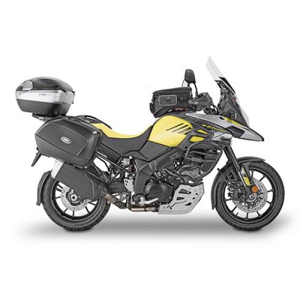 Suzuki DL 1000 V-Strom (17>18) Yan Çanta Taşıyıcısı (Givi PLXR3114)