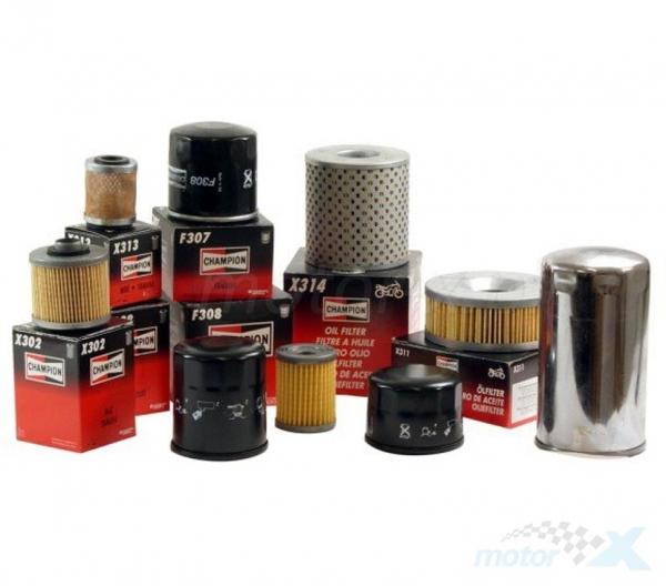 champiyon 2007-2009 Yamaha FZ6 Fazer  yağ filtresi