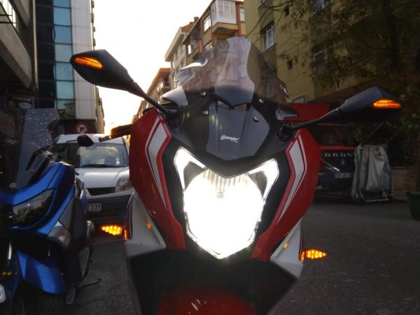 Honda Cbr 650F Sinyalli Ayna Takımı