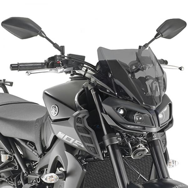 Yamaha MT-09 (17 > 19) Ön Cam Siperlik Givi A2132