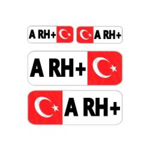 Mr.Sticker BT03 - ARH+P Kan Grubu Sticker