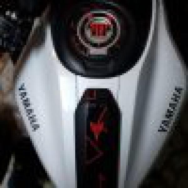 Yamaha Mt 07 Özel Tank Pad Seti Red Black 2014-17