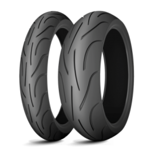 120/60 ZR 17	55(W)	Ön Lastik - MICHELIN Pilot Power 2CT