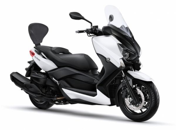 Yamaha X-MAX 250 (14-17) / X-MAX 400 (13-17) Sissybar (Shad YOXM43RV)Yamaha