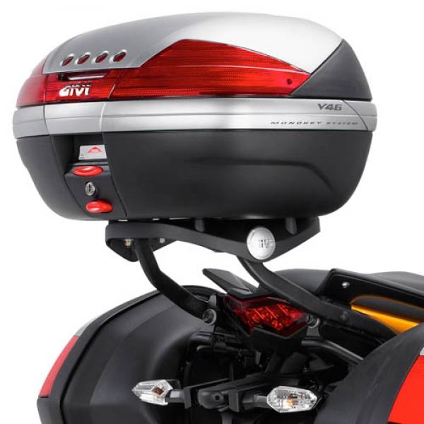 Kawasaki Versys 650 (10 > 14) Arka Çanta Taşıyıcısı (Givi 451FZ)Kawasaki