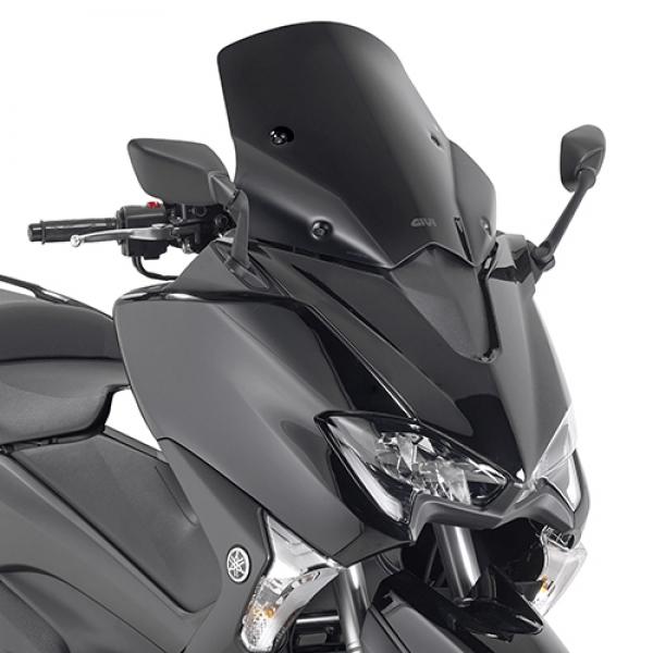 Yamaha T-MAX 530 (12-17) Spor Ön Cam Siperlik  Givi D2013BO