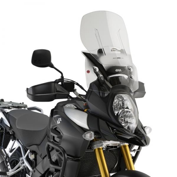 Suzuki DL 1000 V-Strom (14 > 18) Asansör Cam  Givi AF3105