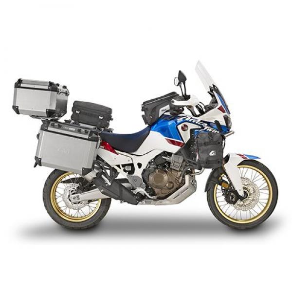 Honda CRF1000L Africa Twin (18) - ADV. Sports (18) Yan Çanta Taşıyıcısı (Givi PL1161CAM)Honda