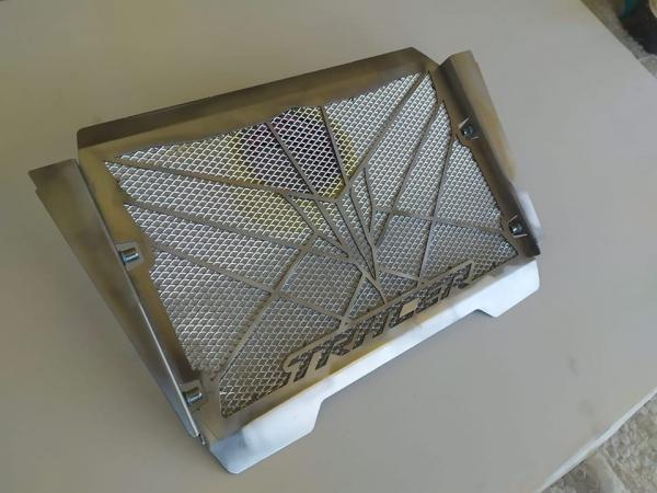 Yamaha Mt-07 Art Tracer 700 Radyatör Koruma Petekli