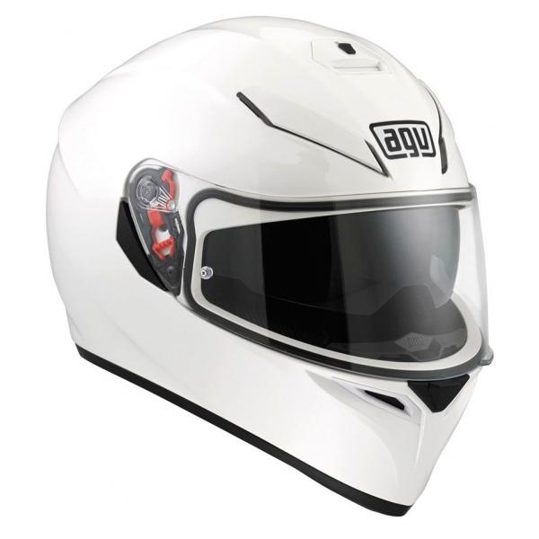 AGV K3 SV Beyaz Kask PLK