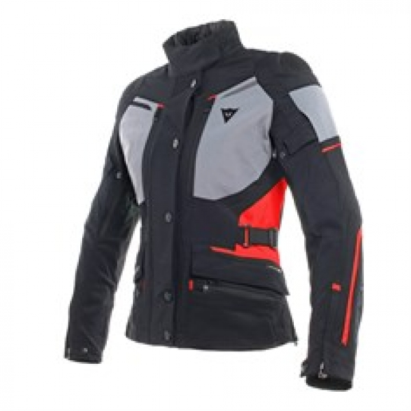 Dainese Carve Master 2 Lady Gore-Tex Montu Black Frost Grey Red