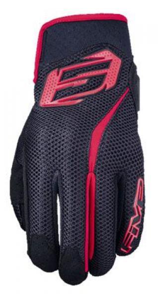 Five Gloves RS5 Air Yazlık Eldiven (Kırmız-Siyah)
