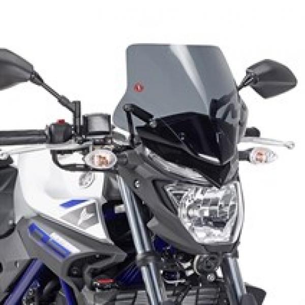 Givi A2127 Yamaha Mt-25 (15-18) Rüzgar Siperlik