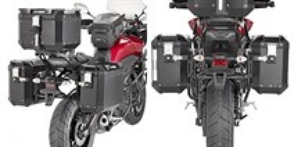 Givi Pl2122Cam Yamaha Mt-09 Tracer (15-17) Yan Çanta Taşıyıcı