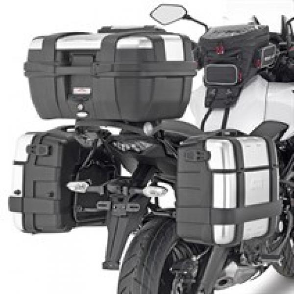 Givi Pl4114 Kawasaki Versys 650 (15-18) Yan Çanta Taşıyıcı