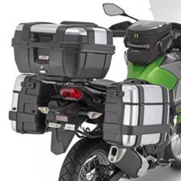 Givi Pl4121 Kawasaki Versys-X 300 (17-18) Yan Çanta Taşıyıcı