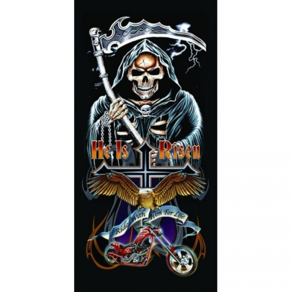 Loco Active Harley 008 Boyun Bağı