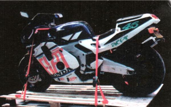 Tex Motor Bağlama Kayışı (2li Paket)
