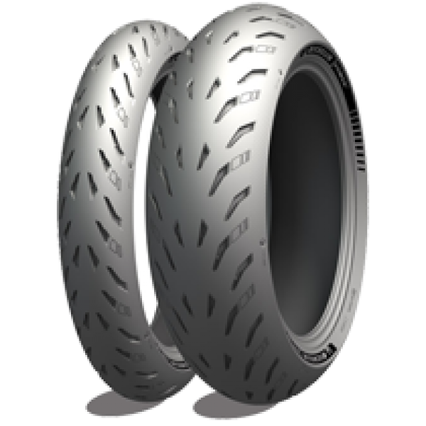 120/70 ZR 17	58(W)	Ön Lastik - MICHELIN Power 5