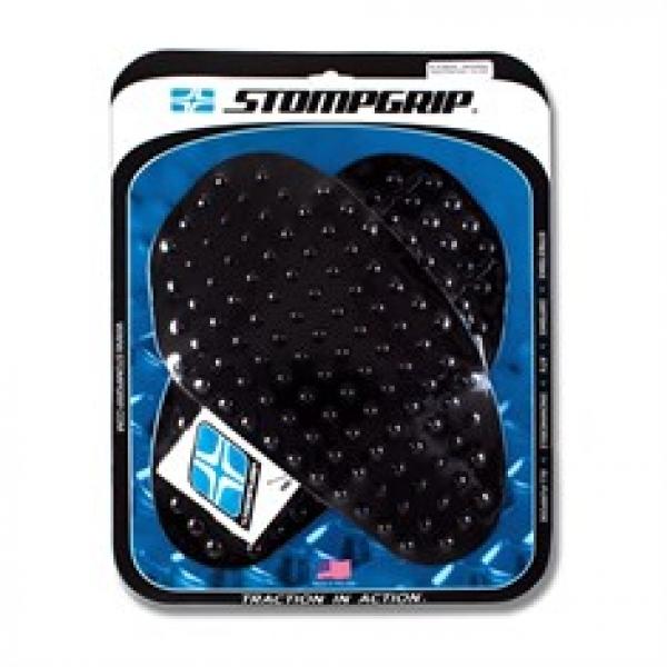 Stompgrip Universal Büyük Siyah Motosiklet Depo Pad