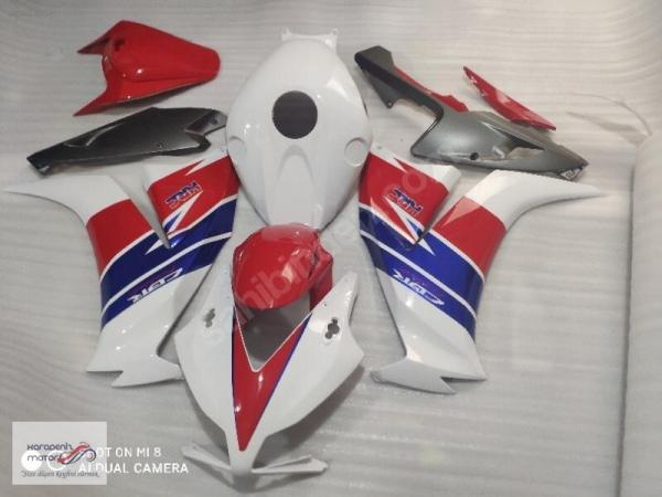 2012-2016 HONDA CBR 1000 RR GRENAJ SETİ KIRMIZI-BEYAZ