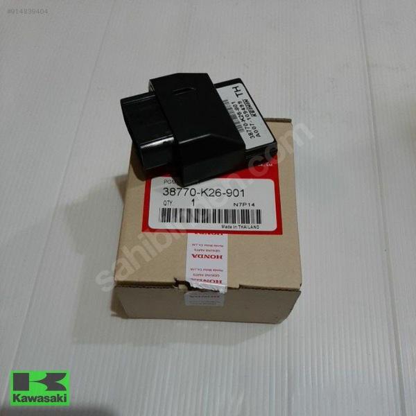 13-15 HONDA MSX 125 BEYİN MSX 125 CDİ SIFIR ORIJINAL URUNDUR  PARÇA KODU 38770-K26-931
