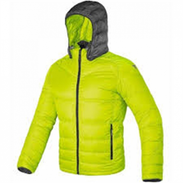 Dainese Courmayeur Down Kaz Tüyü Antracite Green-Lime