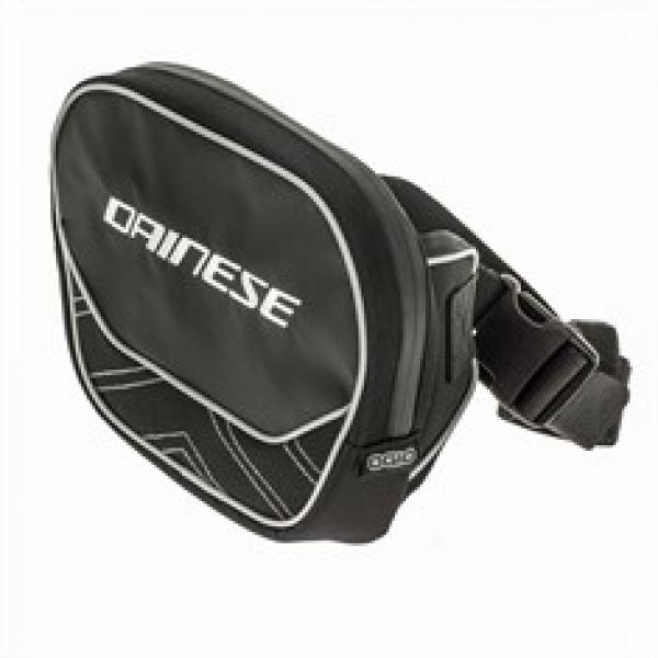 Dainese Waist Bag Stealth Black Bel Çantası