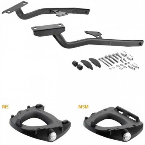 Aprilia Shiver 750 / ABS (10 > 16) Arka Çanta Taşıyıcısı (Givi 6702FZ)