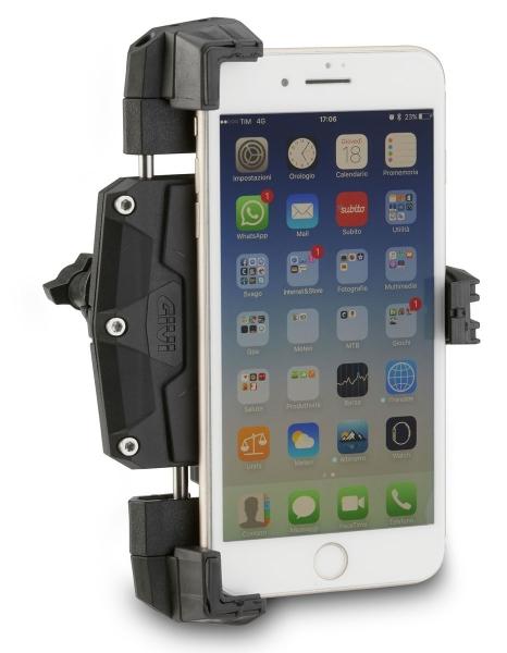 Givi S920L Universal Telefon Tutucu (144 x 67mm to 178 x 90mm)