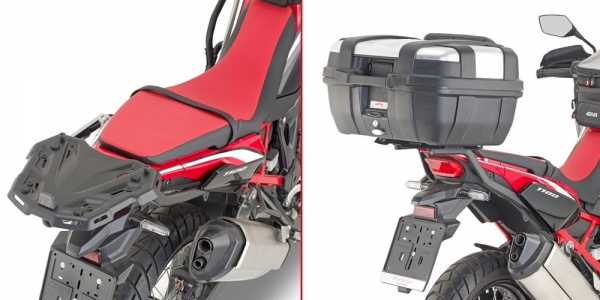 Honda CRF1100L Africa Twin(20) Arka Çanta Taşıyıcısı (Givi 1179FZ)