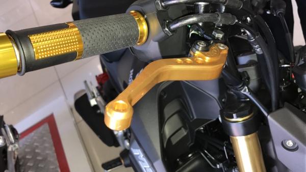Honda Msx 125 Kısa Manet Gold