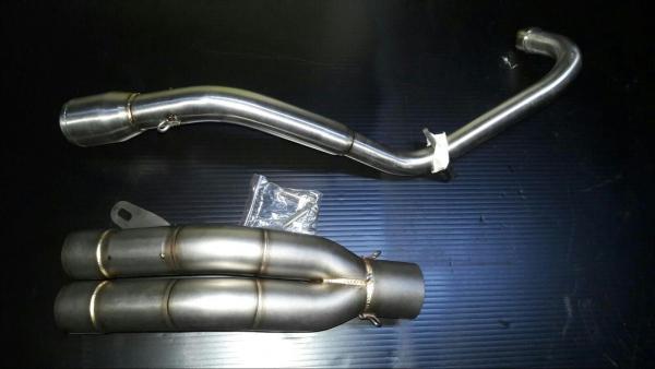Honda Headers Ct -Msx 125-Ct-Egzoz-
