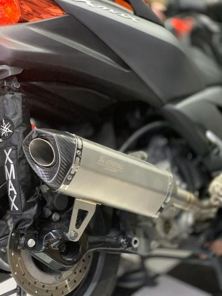 Yamaha Xmax 2018/2020 Fuul System Egzoz Seti 250-300