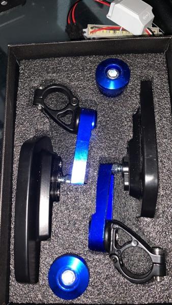 Yamaha mt09 mt-09 gidon aynasi